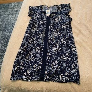 $8* b0703 NWT Michael Kors xl tunic dress